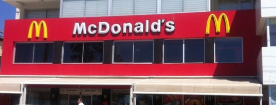 McDonald's is one of muğla 14.