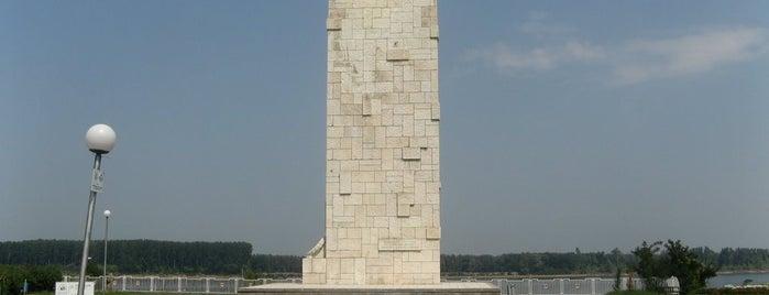 Паметник на Христо Ботев и неговата чета is one of The 100 National Tourist Sites.