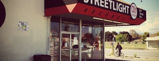 Streetlight Records is one of Music, Music!.