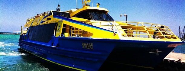 UltraMar Ferry is one of สถานที่ที่ Emmanuel ถูกใจ.