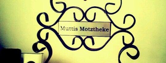 Muttis Motztheke is one of Lieux sauvegardés par Susanne.