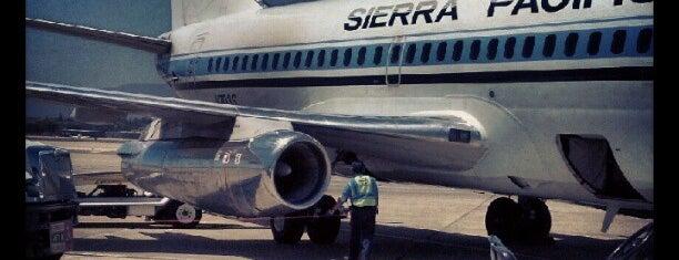 Norman Y. Mineta San Jose International Airport (SJC) is one of AIRPORT.
