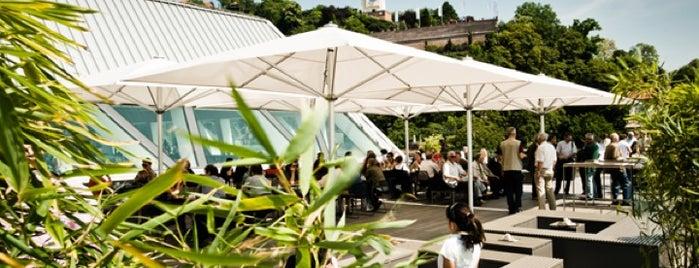 Freiblick By Eckstein is one of Food & Fun - Vienna, Graz & Salzburg.