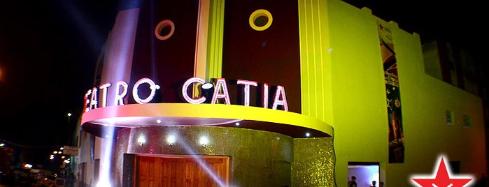 Teatro Catia is one of Teatros de Caracas.