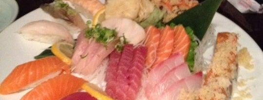 Shinju Sushi is one of 寿司.