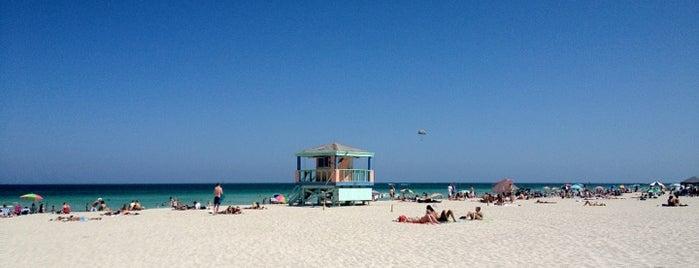 Miami Beach is one of Miami Trip.
