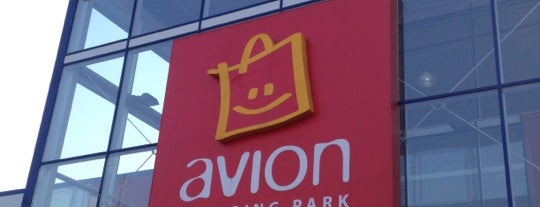 Avion Shopping Park is one of Locais curtidos por Tijana.