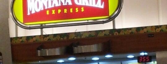 Montana Express is one of Restaurantes, Bares e Coffee Shops favoritos.