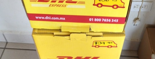 DHL San Lucas is one of Ana 님이 좋아한 장소.