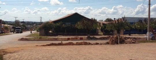 Nova Canaã do Norte is one of Mato Grosso.