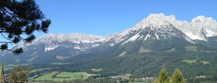 Ellmau is one of Gespeicherte Orte von Suzi.