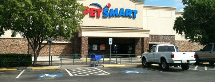 PetSmart is one of Orte, die Michiyo gefallen.