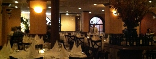 Scaletta Ristorante is one of NY restaurantd.