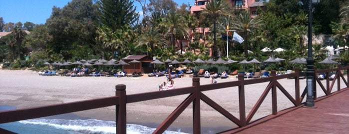 Beach Club Hotel Marbella Club is one of CN Goa 50.