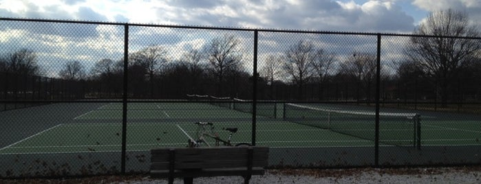 FDR Tennis Front  Courts is one of Philadelphia.