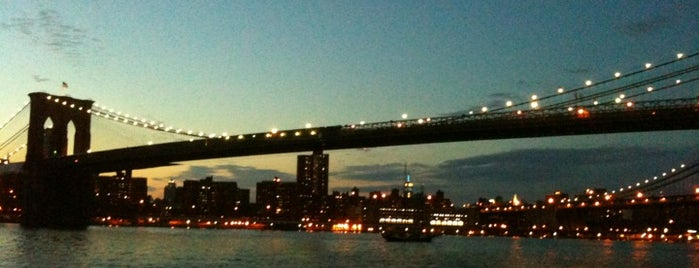 Brooklyn Bridge Park is one of Adventures.