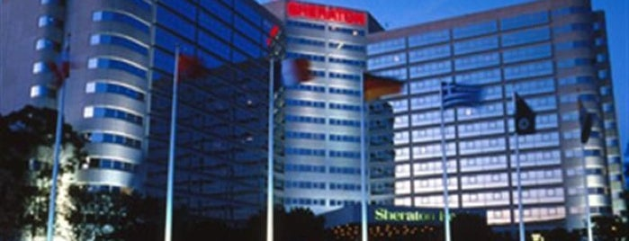 Sheraton Gateway Los Angeles Hotel is one of Rahnさんのお気に入りスポット.