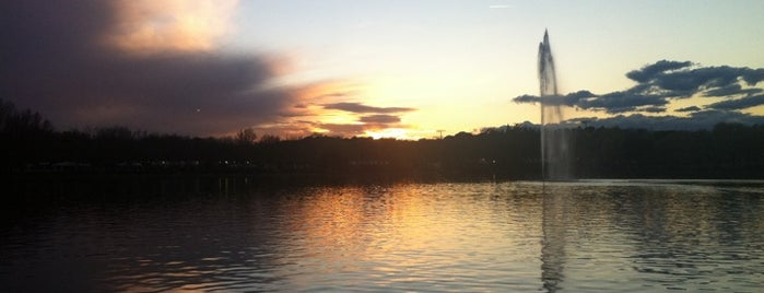 Lago de la Casa de Campo is one of The Best Of Madrid.