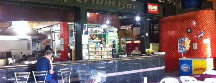 Imperium Bar e Restaurante is one of Vamo comer.