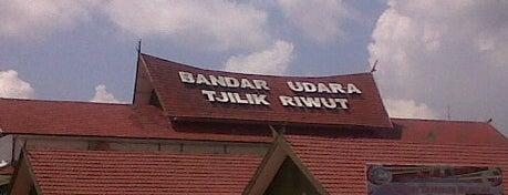 Bandar Udara Tjilik Riwut (PKY) is one of Part 1~International Airports....