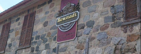 Neustadt Springs Brewery is one of Ontario Craft Brewers.