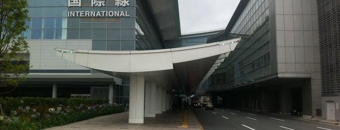 第3ターミナルバスのりば is one of 空港 ラウンジ.