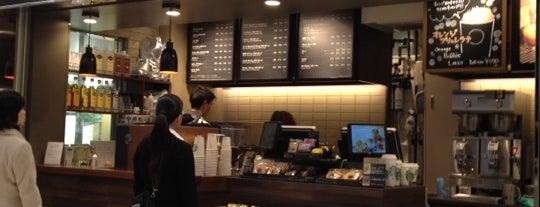 Starbucks is one of Arie'nin Beğendiği Mekanlar.