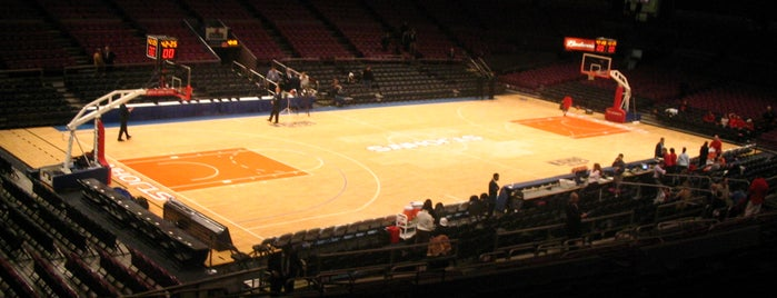 Madison Square Garden is one of BB / Bucket List.