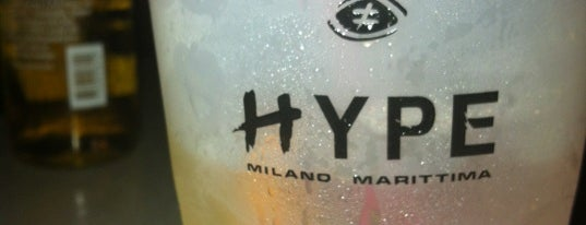 Hype Cafe is one of Miei luoghi.
