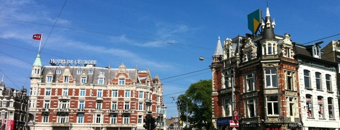 Muntplein is one of Amsterdam.