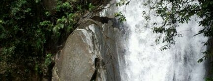Chiling Waterfall is one of @Bentong, Pahang.
