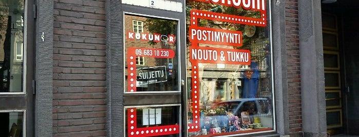 kukunor is one of Helsinki.