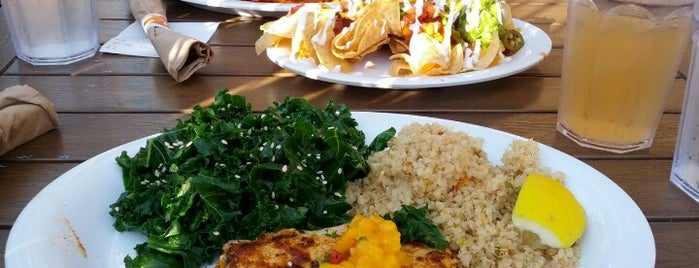Veggie Grill is one of Jerry: сохраненные места.