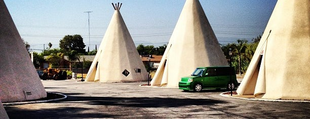 Wigwam Motel is one of Historic Route 66.