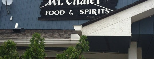 Mt. Chalet II is one of restaurants and bars around the world.