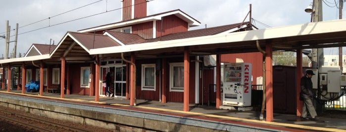 Ishikarifutomi Station is one of JR 홋카이도역 (JR 北海道地方の駅).