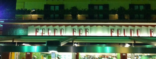 Fauno Bar is one of Sorrento-Capri.