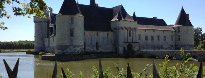 Château du Plessis-Bourré is one of Châteaux de la Loire.