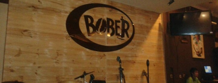 Bober Cafe is one of Lieux sauvegardés par Risayogi.