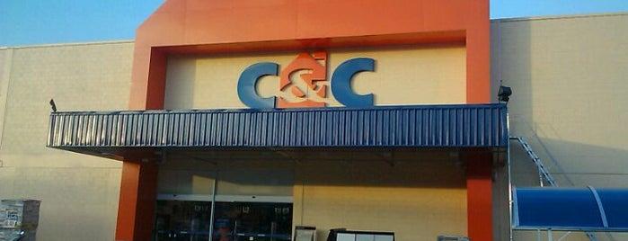 C&C - Raposo Tavares is one of สถานที่ที่ Ana Helena ถูกใจ.