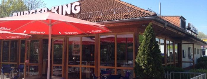 Burger King is one of Posti salvati di N..