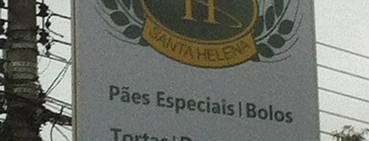 Panificadora Santa Helena is one of Lieux qui ont plu à Elis.