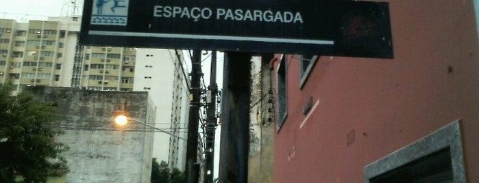 Espaço Pasárgada is one of Prefeitura.