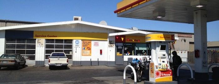 Shell is one of Lugares favoritos de Soowan.