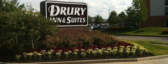 Drury Inn & Suites Columbus Dublin is one of 80/70.