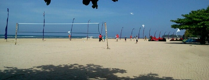 Sanur Beach is one of DENPASAR - BALI.