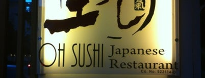 Oh Sushi is one of Penang | Eats.