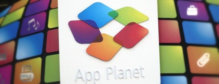 GSMA App Planet is one of Lugares guardados de Heiko.