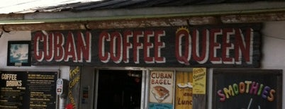Cuban Coffee Queen is one of Key West.