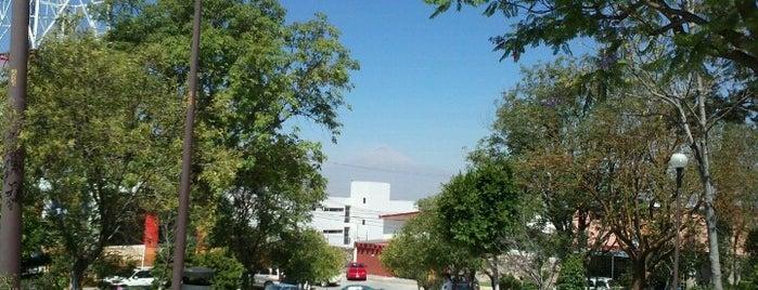 Cerro de La Paz is one of Para el desestrés en Puebla.